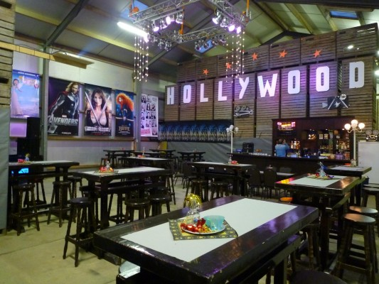 hollywood feest